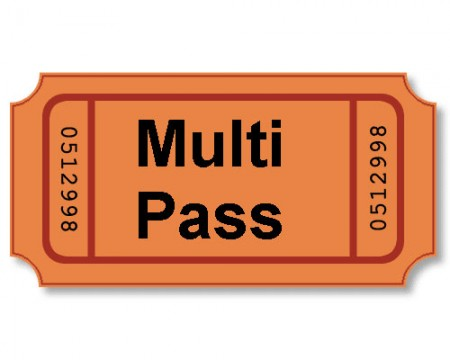 Whistlerrides Multi Pass (20 trips)