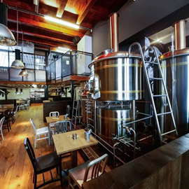 Brewery tour vancouver