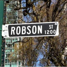 robson street tour